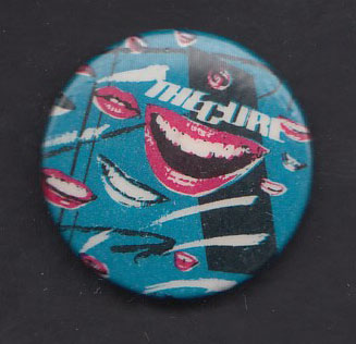 CURE badge