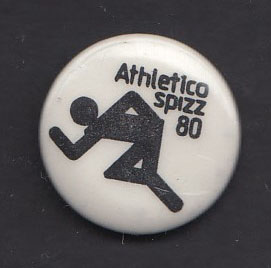 ATHLETICO SPIZZ 80 badge