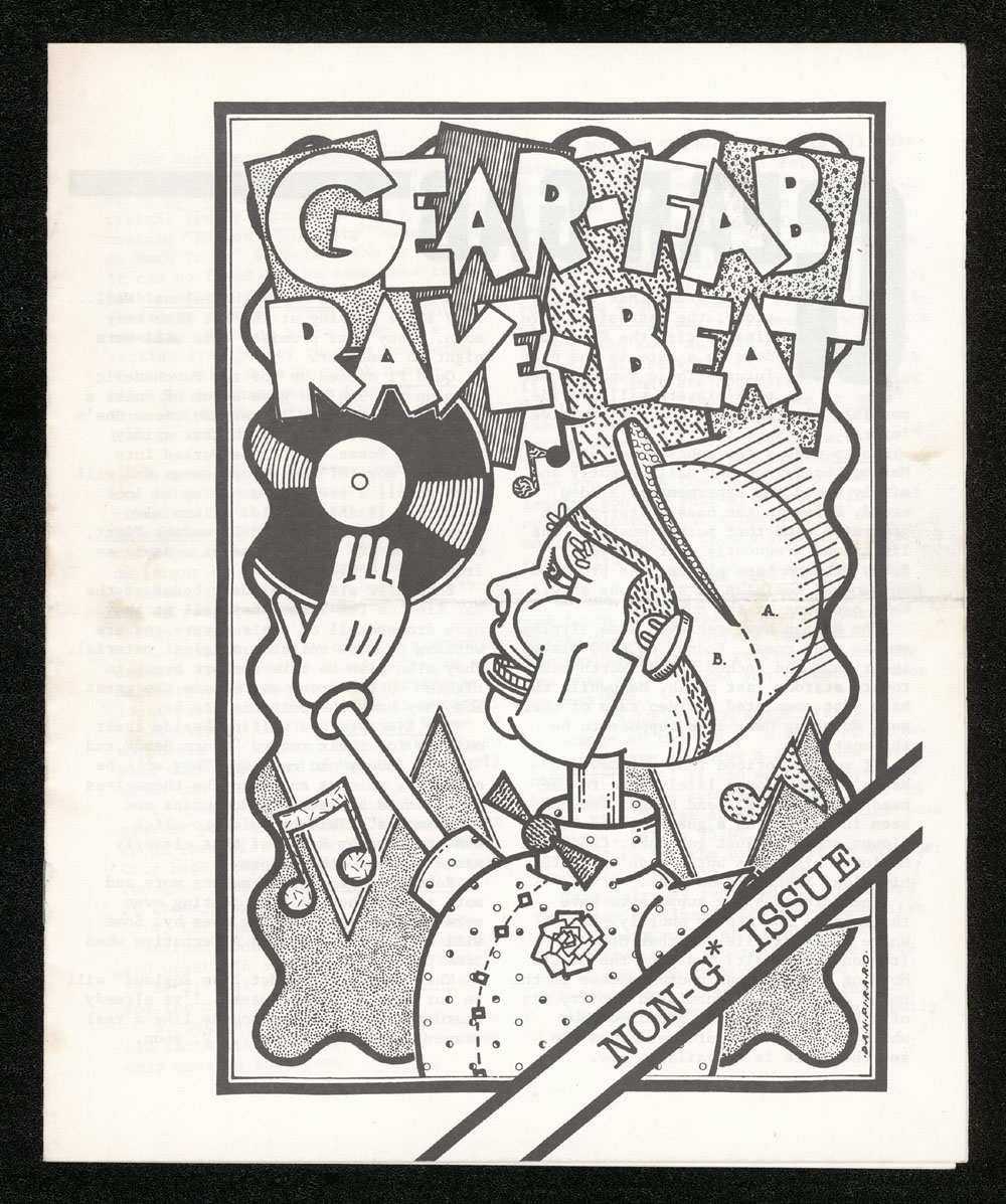 GEAR FAB RAVE BEAT #2