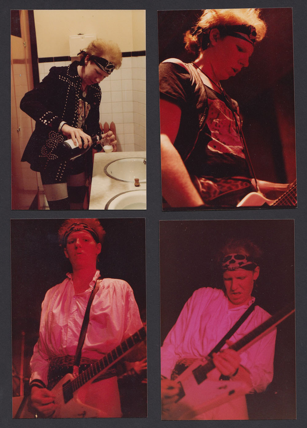 DEAD BOYS photo set