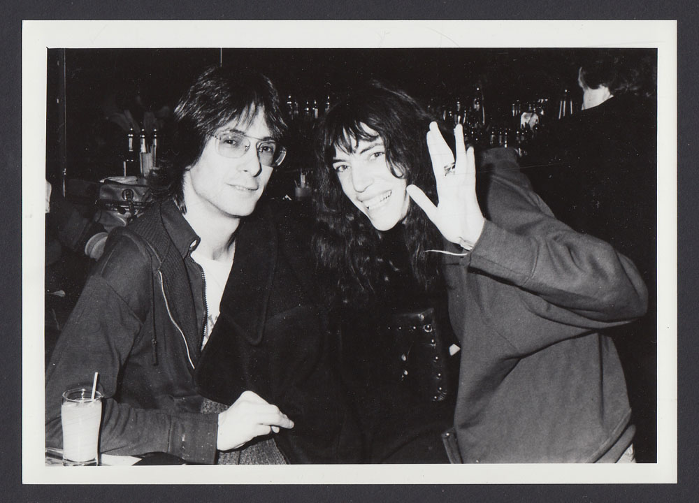 PATTI SMITH photo #1