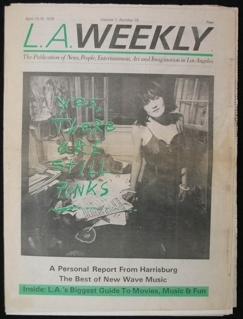 L.A. WEEKLY vol. I, number 19