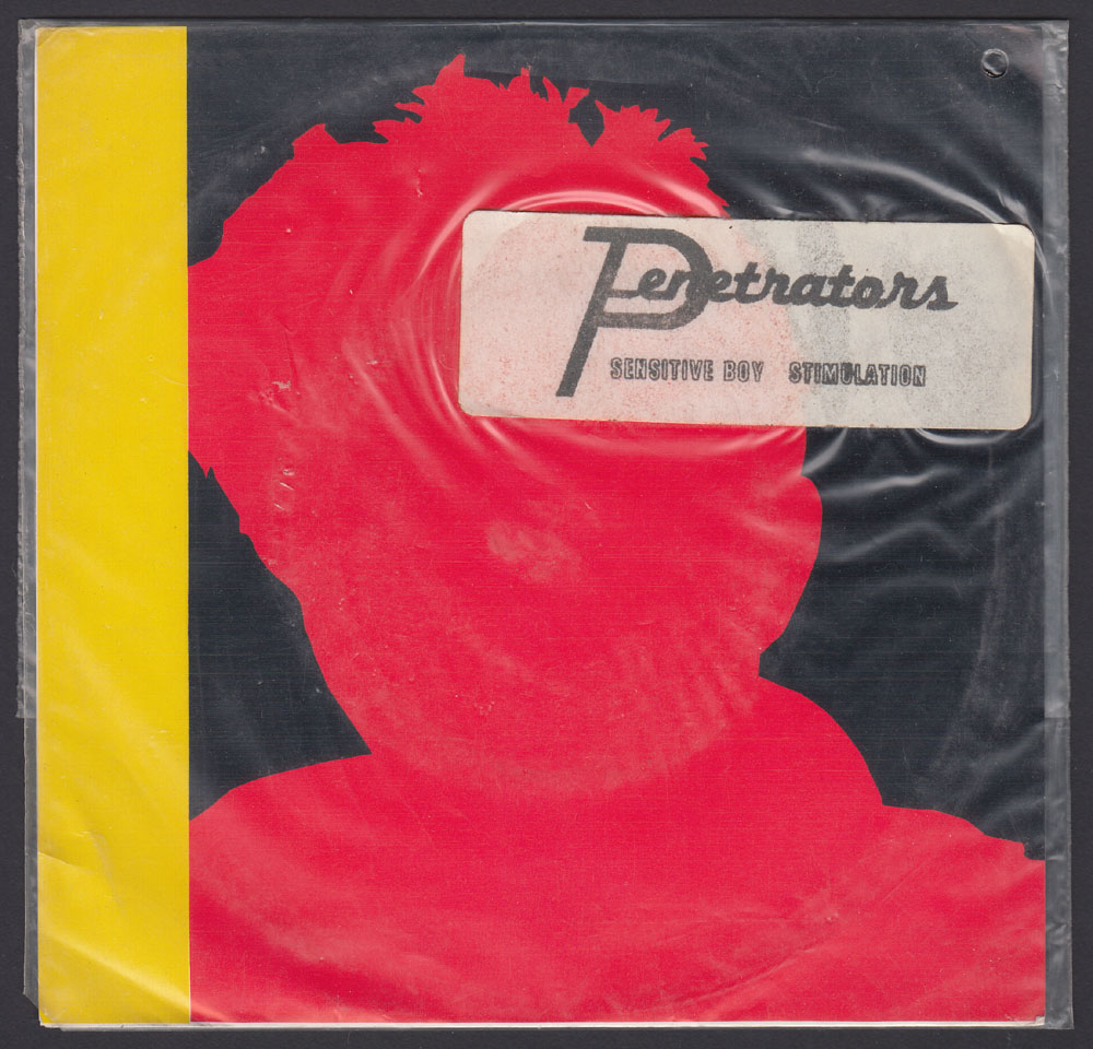 PENETRATORS ~ Sensitive Boy 7in. (World 1979)