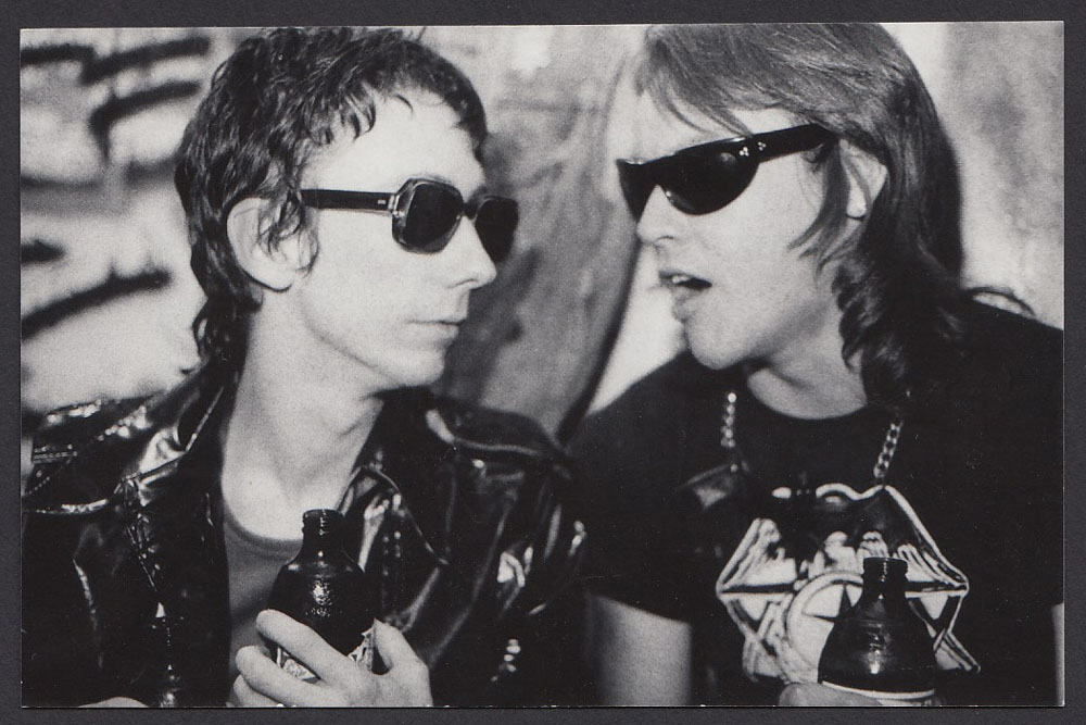 DEAD BOYS photo postcard #2