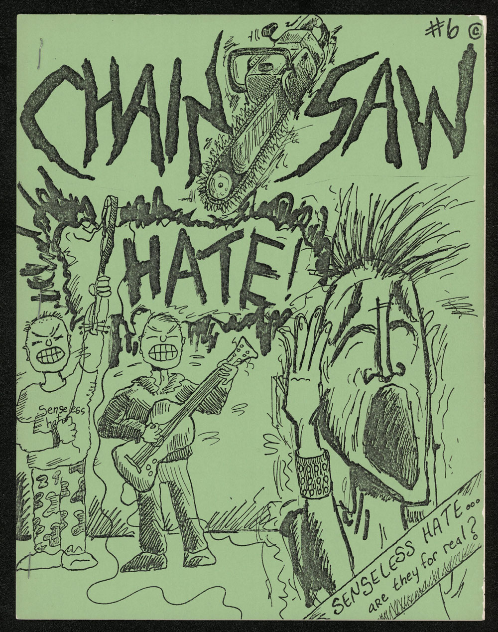 CHAINSAW HATE #6