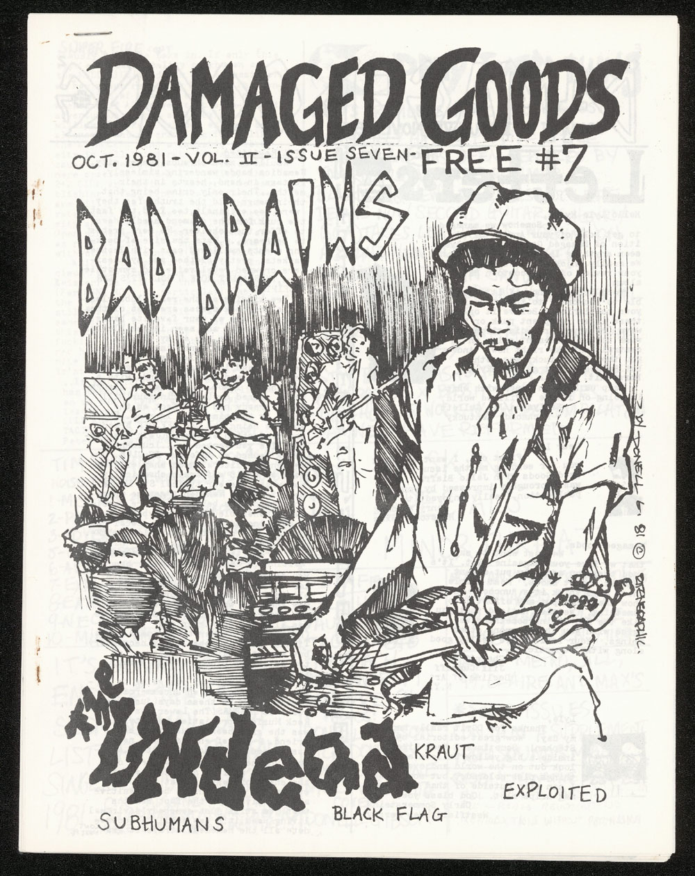 DAMAGED GOODS #7