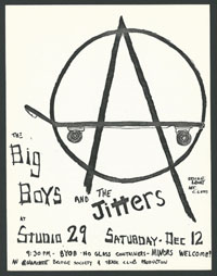 BIG BOYS w/ Jitters at Studio 29