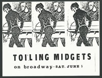 TOILING MIDGETS at On Broadway