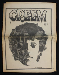 CREEM vol. I, no. 5