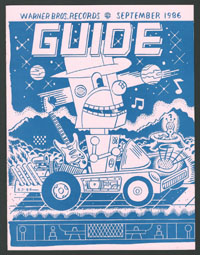 WB GUIDE ~ 1986 September