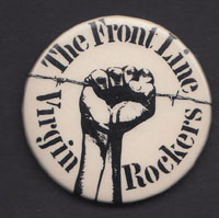 FRONT LINE badge