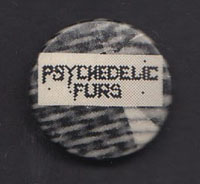 PSYCHEDELIC FURS badge #05