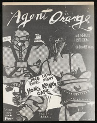 AGENT ORANGE w/ Circle Jerks, Diodes at Hong Kong Cafe
