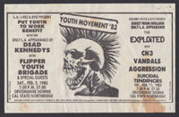 YOUTH MOVEMENT '83 at Devonshire Downs