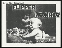 FLIPPER w/ Necros at Second Chance