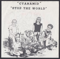 CYANAMID ~ Stop The World EP (Mutha 1984)