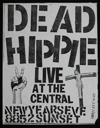 DEAD HIPPIE at The Central