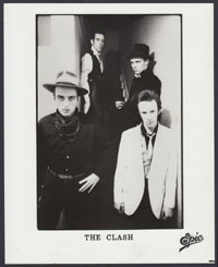 CLASH promo photo