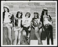 RAMONES ~ Berkeley In-Store press photo