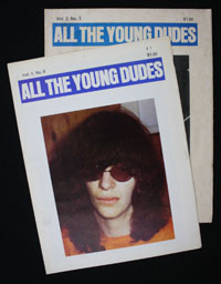 ALL THE YOUNG DUDES complete run