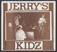 JERRY'S KIDZ ~ Marionetts EP (Test Site 1984)