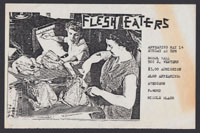 FLESH EATERS w/ Avengers, F-Word, Middle Class at Sokol Hall