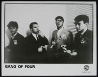 GANG OF FOUR promo photos