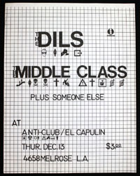 DILS w/ Middle Class at Anti-Club