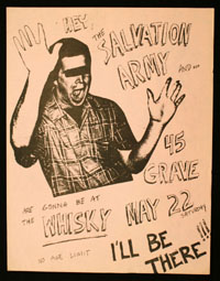SALVATION ARMY w/ 45 Grave at the Whisky