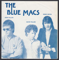 BLUE MACS ~ It's The Real Time EP (1982)