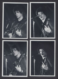 LOU REED photo set