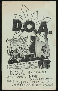 DOA press kit