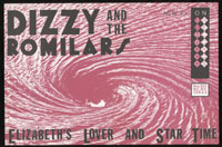 DIZZY & THE ROMILARS promo poster