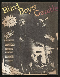 BLIND BOYS GAZETTE #5