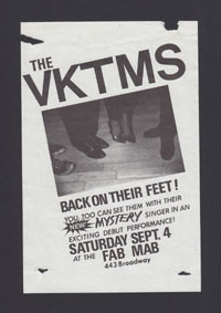 VKTMS at the Fab Mab