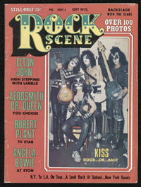 ROCK SCENE vol. III, no. 5