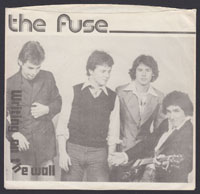 FUSE ~ Writing On The Wall EP (All Night 1979)