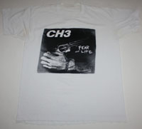 CHANNEL 3 Fear of Life T-SHIRT