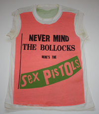 SEX PISTOLS Never Mind The Bollocks T-SHIRT