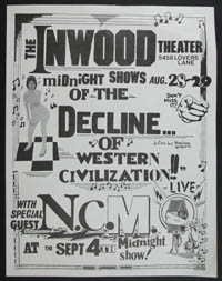 NCM at Inwood Theater
