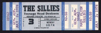SILLIES w/ Teenage Head, Denizens at Kramer Theatre 7.03.78