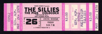 SILLIES w/ Pigs, Cold Cock at Firefighter Hall 5.26.78
