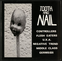 TOOTH & NAIL compilation LP (Upsetter 1979)