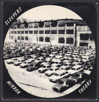 SLEEPERS ~ Mirror / Theory 7in. (Adolescent 1980)