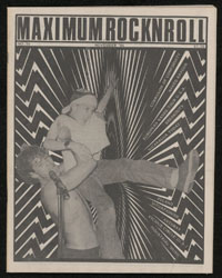 MAXIMUM ROCK 'N' ROLL #19